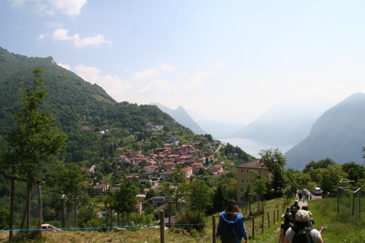Lugano ♡_Mont Bré_8_05.2017